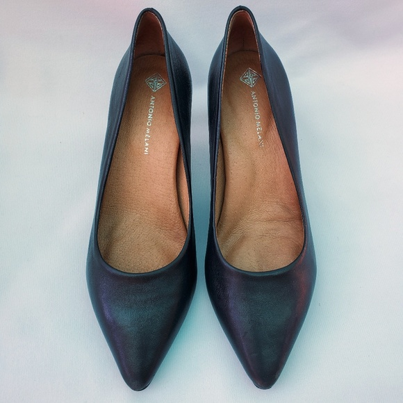 Antonio Melani Elynda Womens Leather